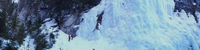 Ice Climbing March 24 2012