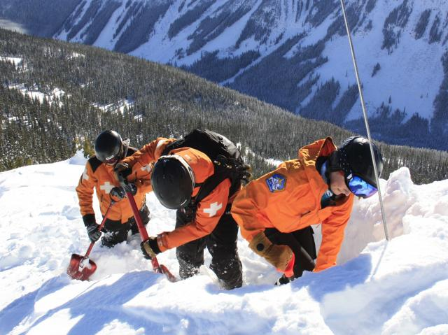 Avalanche Search and Rescue Advanced Skills course December 6-9, 2018